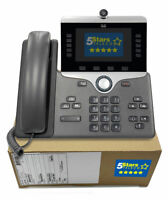Cisco 8865 IP Phone (CP-8865-K9=) - Brand New, 1 Year Warranty