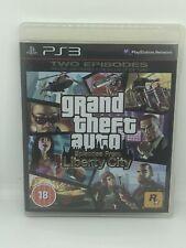 Grand Theft Auto Episodios De Liberty City GTA Playstation 3 PS3