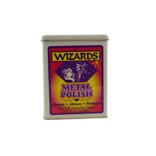 Wizard's 11011 Products Metal Polish Treated Cotton, 3.0 oz