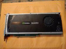 NVIDIA Quadro 4000  2GB  GDDR5 SDRAM PCI Express x16…