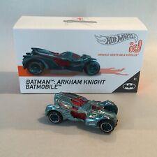 2019 Hot Wheels Batman Arkham Knight Batmobile ID Car Limited Production