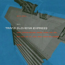 various - trans slovenia express vol.2 (CD NEU!) 094631122309