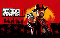Red Dead Redemption 2 STEAM PC LIFETIME ACCESS