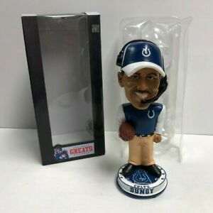 Tony Dungy 2018 Indianapolis Colts NFL Greats Limited Edition Bobblehead 1/72
