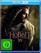 DER HOBBIT 2: SMAUG'S EINÖDE (The Desolation of Smaug) Blu-ray 3D + Blu-ray Disc