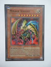 YU GI OH MIRAGE KNIGHT DR1-EN180 SUPER RARE
