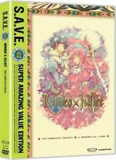 Romeo x Juliet: The Complete Tragedy 4-DVD Anime Set Eps 1-24 Funimation Gonzo