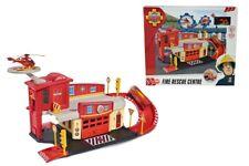 Simba 203099623 - Feuerwehrmann Sam - Fire Rescue Centre - Neu