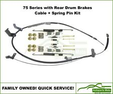 Landcruiser 75 Series FJ75 HJ75 FZJ75 HZJ75 Hand Brake Cable + Spring Kit ->8/92