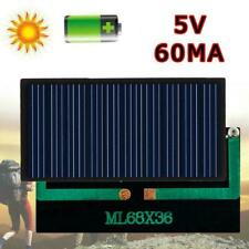 5V 60MA Mini Solar Panel System For DIY Battery Cell Module Charger Phone Z8M5