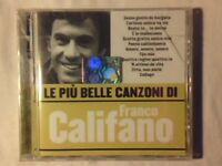 FRANCO CALIFANO Le piu' belle canzoni di cd SIGILLATO SEALED!!!
