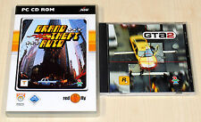 2 pc jeux Bundle-GTA grand theft auto 1 & 2-open world classique