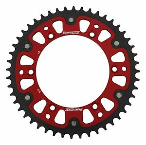 New - Red Stealth sprocket 48T Chain Size 520