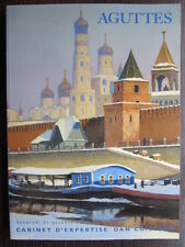 Catalogue Meheut Emmanuel Joseph Lauret POGEDAIEFF Russian Painting Erte Bakst