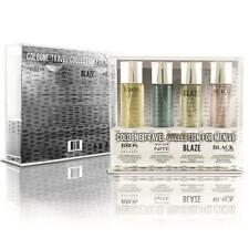 Bros/NY Nite/Blaze/Black Cologne Gift Set (Impressions of Hugo/Channel/A&F/Polo)