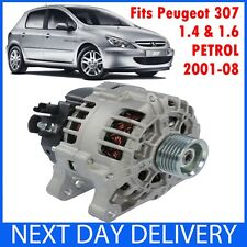 PEUGEOT 307 1.4 1.6 PETROL 2000-2014 NEW ALTERNATOR SW, CC, 3A/C, 3E, 16V