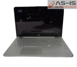 "*AS-IS* HP Envy X360 15-aq166nr 15.6"" i7-7500U 2.7GHz No RAM 128GB SSD Laptop"