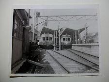JAP584 - 1965 SHIZUOKA RAILWAYS Co ~ TRAIN No11 PHOTO Shizuoka Japan