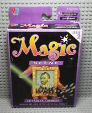 Magic Scène Works Série 2 - Le Tableau Dérobé Van Gogh - MB Hasbro 1995