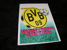 Panini Borussia Dortmund BVB 09 Action Sticker Rätsel Spiele Album Pocket NEU