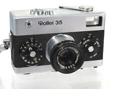 Rollei 35 silber mit Tessar 3,5/40  Made in Germany  - 40375