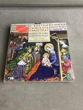 Joel Cohen - A Boston Camerata Christmas: Worlds Of Earl... - Joel Cohen CD FOVG