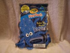 Crayola Color your world Blue Play Pack