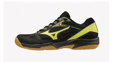 Mizuno SKY BLAST Badminton Shoes Table Tennis Shoes Black Yellow NWT 71GA194545