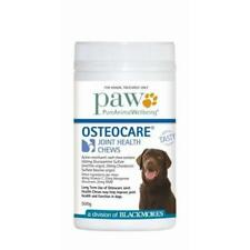 PAW Osteocare Joint Health Chews 500g for sore joints arthritis in dogs