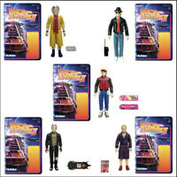 Back to the Future Part II Super7 ReAction Figures Set 5 SDCC 2020 SOLD OUT !!!