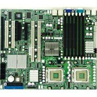 SUPERMICRO X7DVL-E MOTHERBOARD DUAL LGA771 DUAL GIGABIT, LAN, USB & VIDEO - NEW