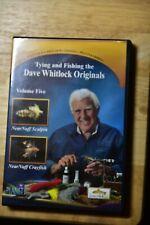 Tying & Fishing the Dave Whitlock Originals Volume 5 Nearnuff Sculpin & Crawfish