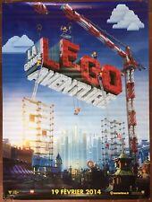 Locandina Grande Avventura Lego Movie 120x160cm Rotante