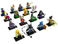 LEGO® 71026 SATZ - DC SUPER HEROES SERIES - 16 MINIFIGUREN - SOFORT LIEFERBAR -