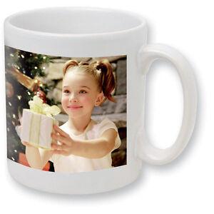 Personalised Photo Mug White Ceramic for  Dining Room,Kitchen