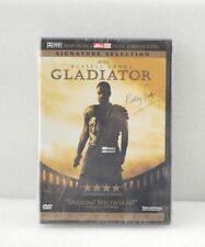 Russell Crowe Gladiator DVD Movie Original Release