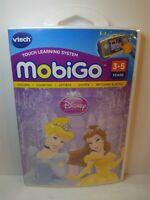 VTech MobiGo Software Cartridge Disney Princess New Sealed Cinderella