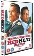 Red Heat DVD R2 Arnold Schwarzenegger James Belushi