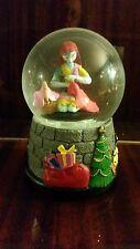 Nightmare Before Christmas Sally Christmas Holiday Musical Snow Globe Nwt Gift
