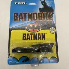 Ertl Tm & Dc Comics Inc. 1989 Batmobile