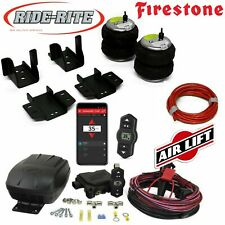 Firestone 2430 Air Bags REAR & Wireless AirLift 2008-2018 Chevy & GMC 1500