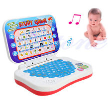 1Pc Toys Study Game Intellectual Learning Song Mini PC Machine For Baby Kids