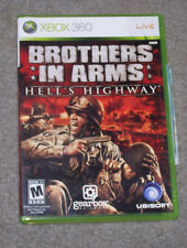 Brothers in Arms Hell's Highway  (Xbox 360, 2008)