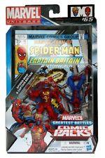 Marvel Universe Greatest Battles Comic Packs Spider-Man & Captain Britain