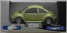 Welly - VW New Beetle grünmet. ca. 1:35 Neu/OVP