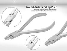 GERMAN T.C TWEED RECT ARCH FORMING PLIER ORTHODONTIC INSTRUMENT