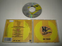 K. C. & THE SUNSHINE BAND / OH YEAH !( Zyx / 20249-2) Cd Álbum