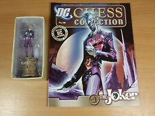 EAGLEMOSS DC CHESS COLLECTION NUMBER 50 THE JOKER