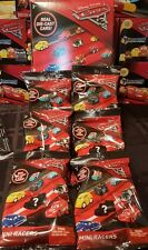 (6) Mattel Disney Pixar Cars 3 MINI RACERS Die-Cast Car Blind Bag Lot of (6 Six)