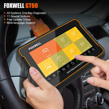 FOXWELL GT60 Android Tablet OBD2 Diagnostic Scanner All Systems Code Reader Tool